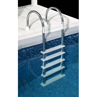 Swim Time Stainless Steel In-Pool Ladder