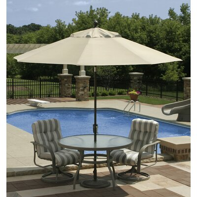 Swim Time 9' Catalina II Market Umbrella