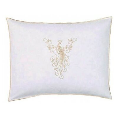 Peacock Boudoir Pillow Cover
