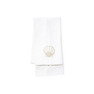 Scallop Hand Towel