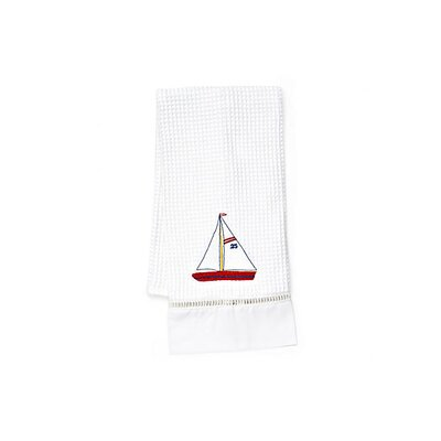 Sailboat Hand Towel