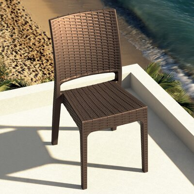Compamia Siesta Florida Stacking Dining Side Chair