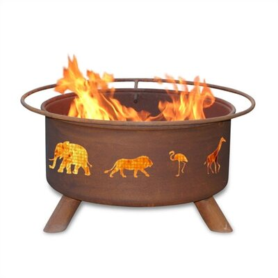 Patina Products Safari Fire Pit