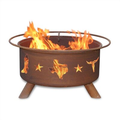 Lone Star Fire Pit