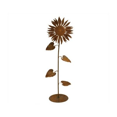Patina Products Sunflower Garden Statue
