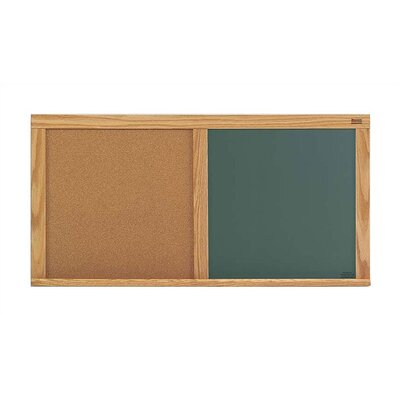 Marsh Cork & Chalkboard Combination Board