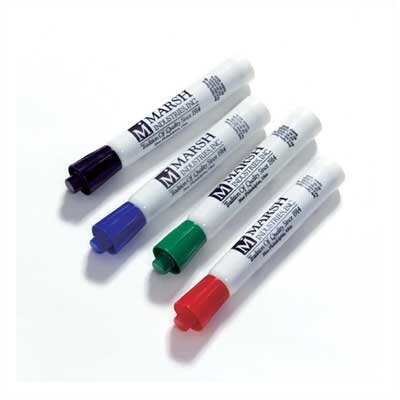 Marsh Pro-Rite Markers - Single Color