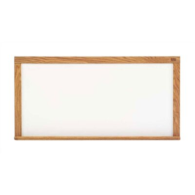 Marsh HPL Chalkboards - Oak Frame