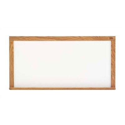 Marsh HPL Chalkboards - Oak Frame