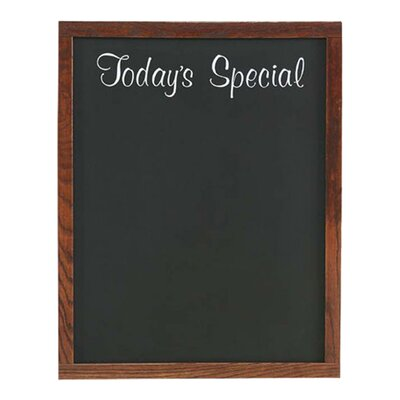 Marsh Today's Special Wall Mounted Chalkboards