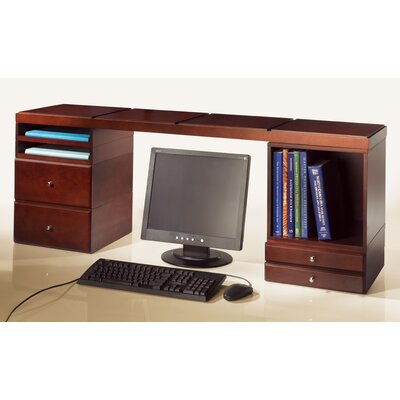Empire Office Solutions Stack and Style Desktop Bookshelf Hutch