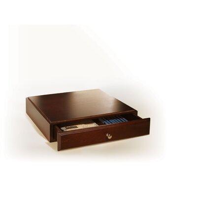 Bindertek Dealer Solutions Stack and Style Wood Letter Drawer