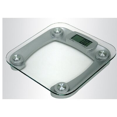 Glass Digital Bathroom Scale