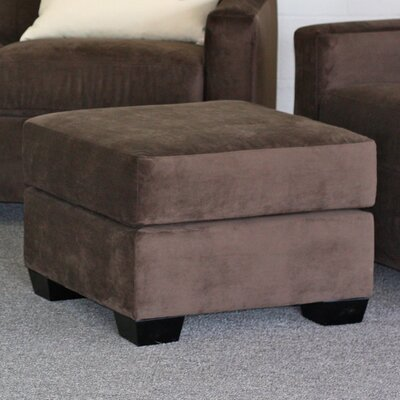 Huntington Industries Daniel Cube Ottoman