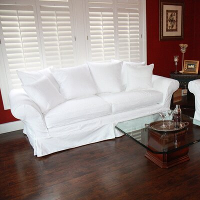 Huntington Industries Ridgeport Cotton Sofa