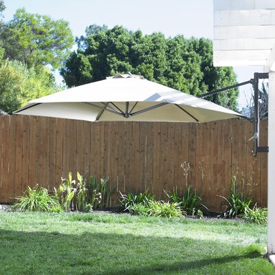 Mission Hills 10' Tucson Wall Umbrella