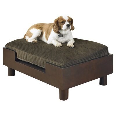 Mission Hills Wooden Platform Dog Sofa