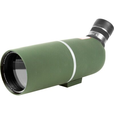 Aim Sports Inc 30-90 X 65 Spotting Scope in Green