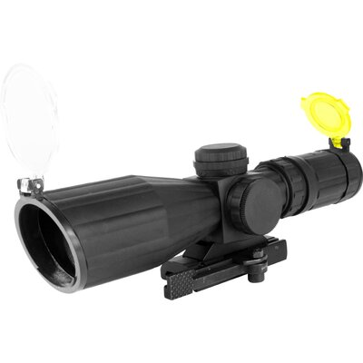 Aim Sports Inc 3-9X42 Dual Illuminated Rubber Armored Scope