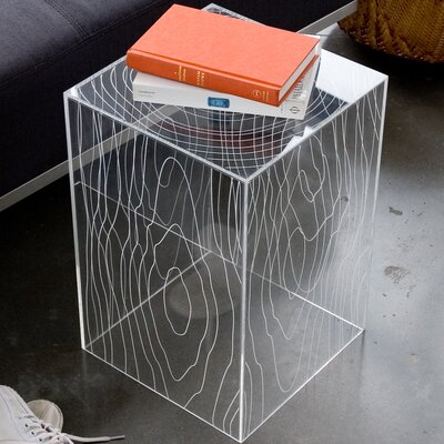 Gus* Modern Timber End Table