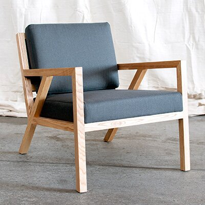 Gus* Modern Truss Chair