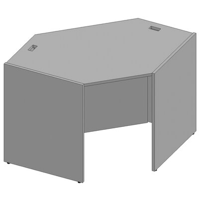 Paragon Furniture Circulation Working Corner Unit