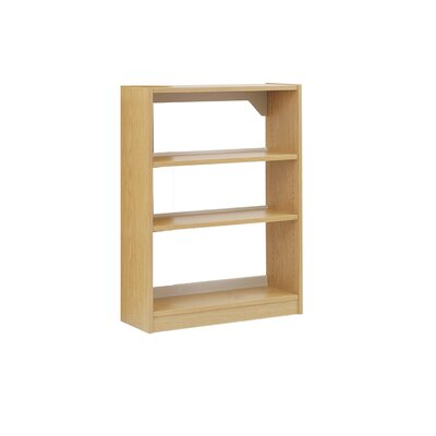 Paragon Furniture Single Face Bookcase Starter with Deflecta-Stops