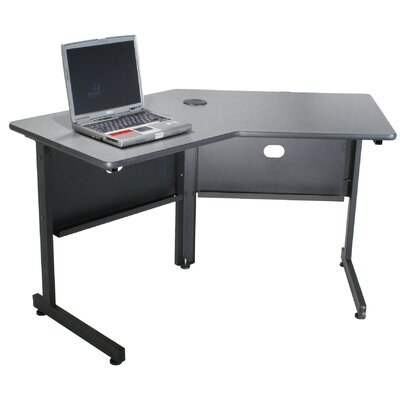 Paragon Furniture Bi-Lateral Desk