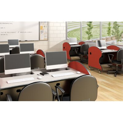 Paragon Furniture Learning Bay Computer Workstation