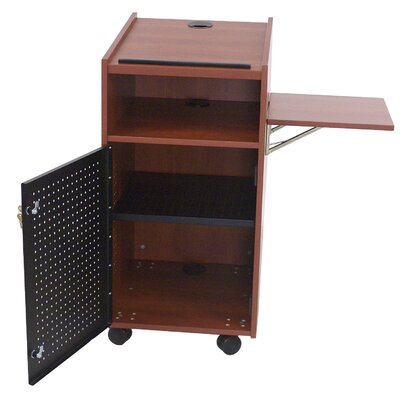 Paragon Furniture Technology Lectern with Accessories