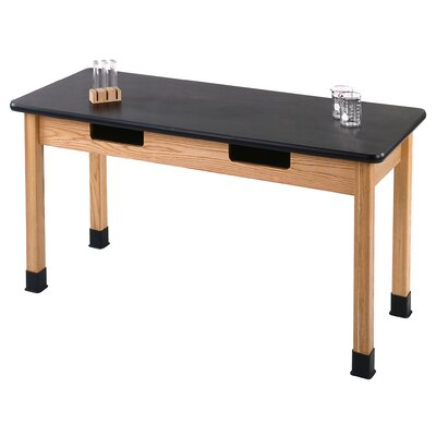 Paragon Furniture Wood Science Table