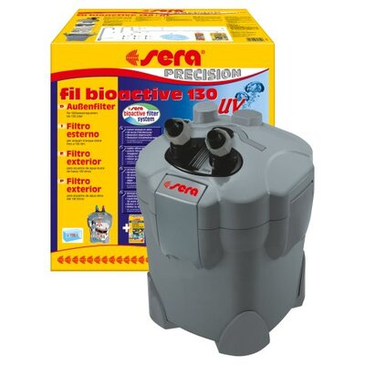 Sera Fil Bioactive Filter System 130   UV
