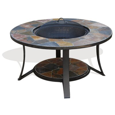 Deeco Arizona Sands Fire Pit Table