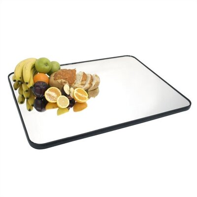 Rectangular Food Display Mirror
