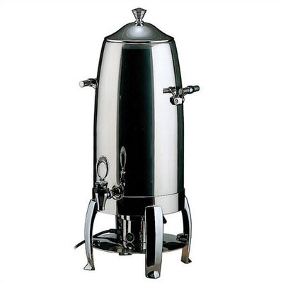 Buffet Enhancements 5 Gallon Coffe Urn with Chrome Legs