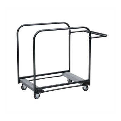 "Buffet Enhancements Table Dolly for 66"" to 72"" Round Folding Tables"
