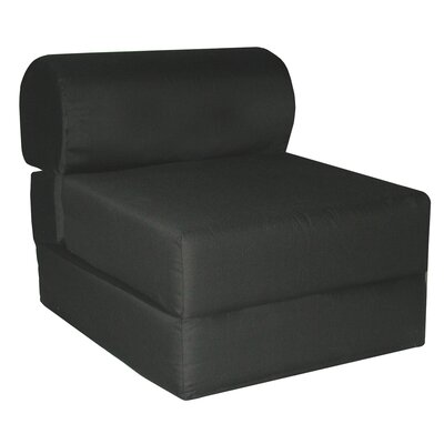 Elite Products Polyester Sleeper Chair