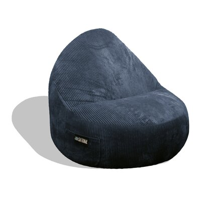 Elite Products Sitsational Deluxe Cord Bean Bag Lounger