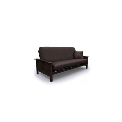 Elite Products Hermosa Futon Frame