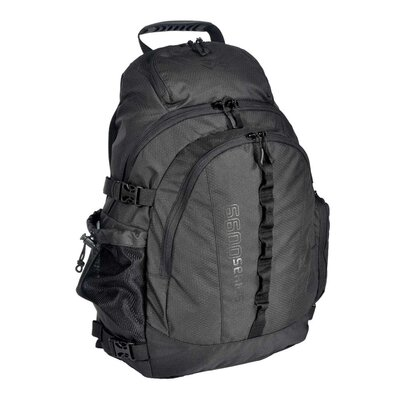 Piper Gear Drifter Backpack in Black