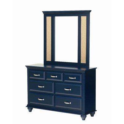 Lang Furniture Madison 7-Drawer Kids Dresser