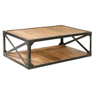Furniture Classics LTD Bleecker Recycled Coffee Table