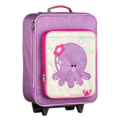 Beatrix Wheelie Animal Penelope Suitcase