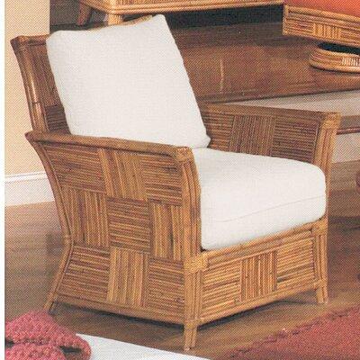 Palma Arm Chair and Ottoman