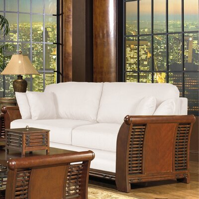 College Park Upholstered Loveseat