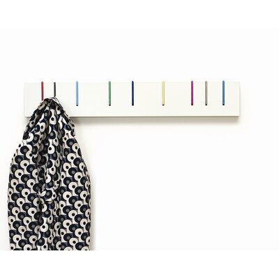 DESU Design Multi-colored Symbol Coat Rack