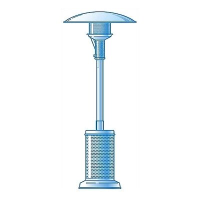 Sunglo Liquid Propane Patio Heater
