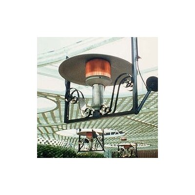 Sunglo Hanging Natural Gas Patio Heater