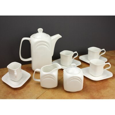 Omniware Culinary 11 Piece Coffee Service Set