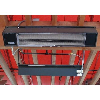 Sunpak Model S34 Gas Patio Heater